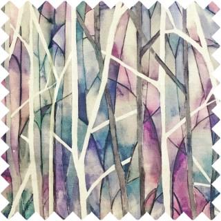 Woodbury Fabric WOODBURY/LOGANBERRY by Voyage