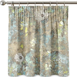 Earthed Faded Grandeur Riverbank Fabric