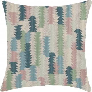 Cosmati Embroidery Fabric 333083 by Zoffany