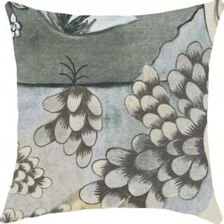 Verdure Fabric 320464 by Zoffany
