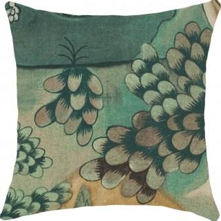 Verdure Fabric 320465 by Zoffany