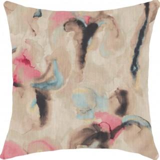 Water Iris Fabric 322432 by Zoffany