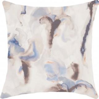 Water Iris Fabric 322430 by Zoffany