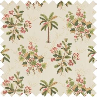 Palme Fabric 321681 by Zoffany