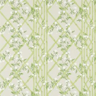 Jasmine Lattice Wallpaper 311330 by Zoffany