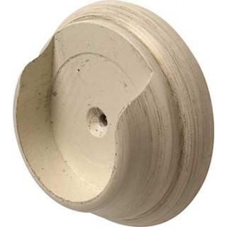 Rolls Modern Country 45mm Brushed Ivory Recess Bracket