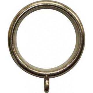 Rolls Neo 28mm Spun Brass Effect Rings (Pack of 6)