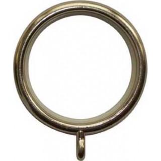 Rolls Neo 28mm Spun Brass Effect Rings (Pack of 6)
